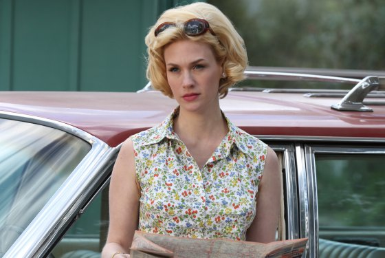 Betty Francis mad men season 6 episode 9 the better half