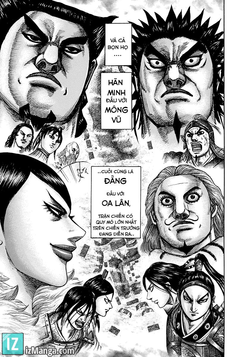 Kingdom - Vương Giả Thiên Hạ trang 18