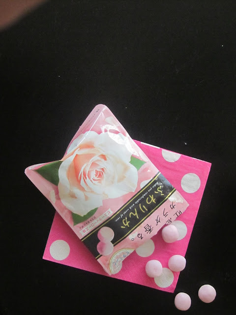 rose candies