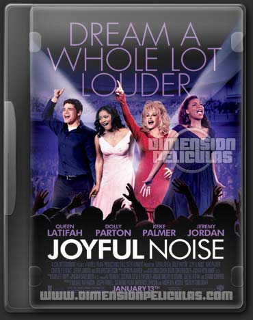 Joyful Noise (BRRip Español Latino) (2012)