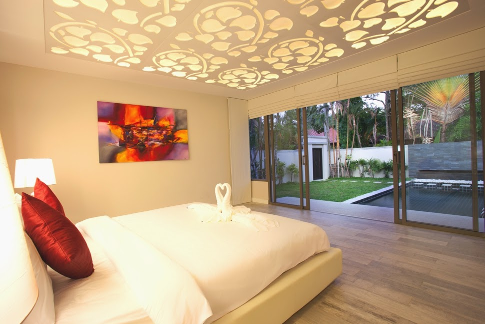 Pool View Bedrooms for Relaxed Lifestyles