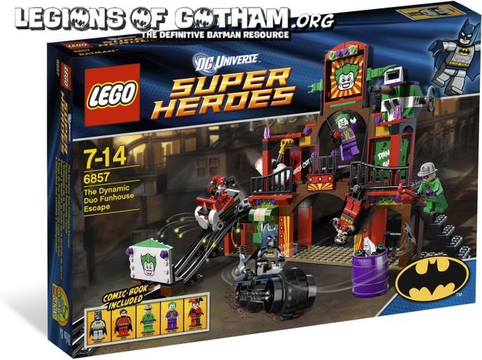 Around for batman lego our lego product page is updated as well