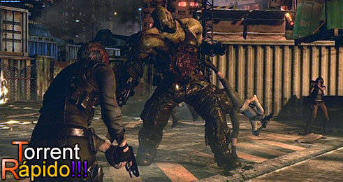 Download da Imagem do Game Resident Evil 6 PC BY Torrent Rápido!!!