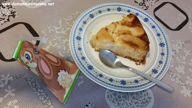 Torta di mele e triangolini valfruta