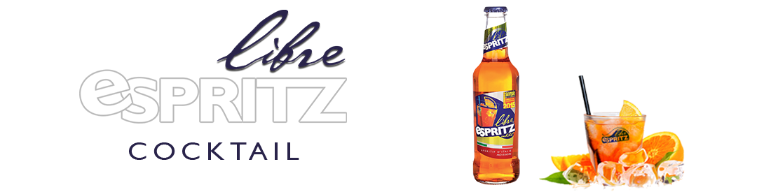 EspritzLibre, le cocktail spritz prêt-à-boire!
