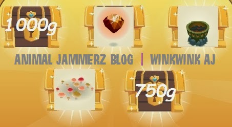 Animal jam adventure prizes for the hive