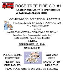 Rose Tree Fire Ladies Aux