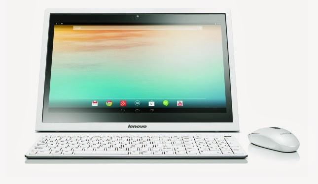 Lenovo introduces 19.5-inch Android all-in-one: Lenovo N308 All-in-one