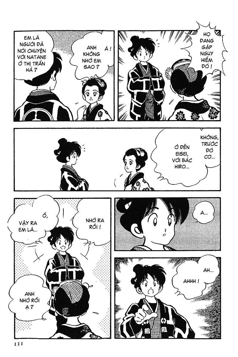 Nijiiro Togarashi - Ớt Bảy Màu chap 5 - Trang 17