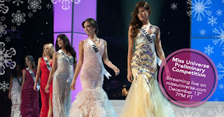 Miss Universe 2012 (Preliminary Competition) December 14 2012 Replay