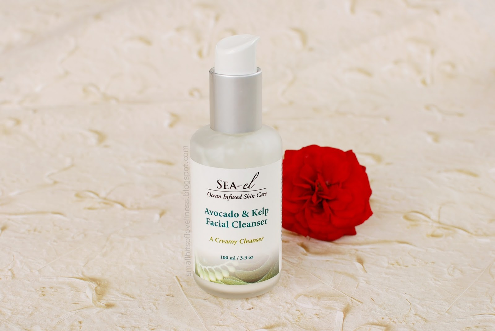 SEA-el Avocado & Kelp Facial Creamy Cleanser