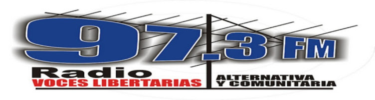 """Voces Libertarias"" 97.3 FM Caracas - Venezuela"