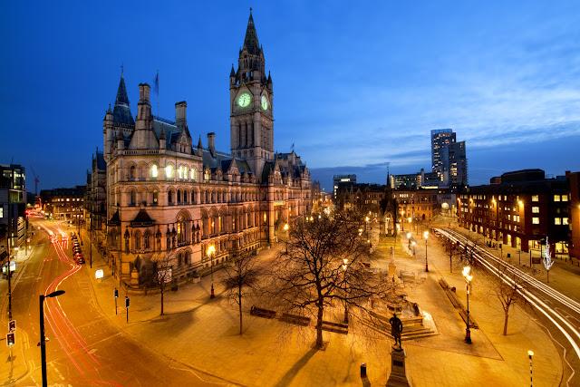 Pontos turísticos de Manchester