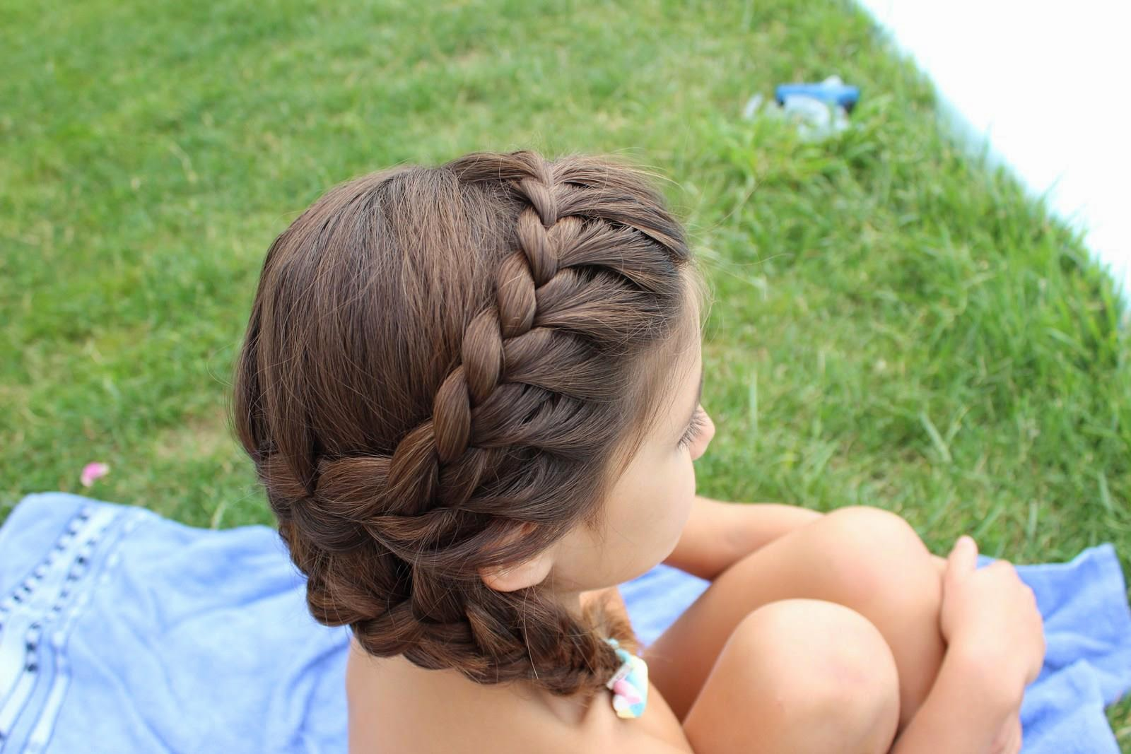 peinados con trenzas - Peinados Con Trenzas