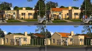 Rosarinoticias casas procrear doce nuevos modelos de for Modelos casas procrear 2016