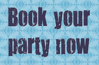 Book a Party with Bekka - Indpenedent Stampin' Up! Demonstrator www.feeling-crafty.co.uk