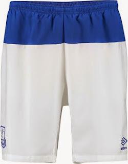Celana bola Everton home terbaru musim 2015/2016