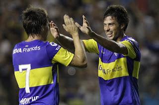 Boca Juniors empezó bien la defensa de su titulo