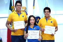La UANL es oro, plata y bronce  en Olimpiada Nacional de Química