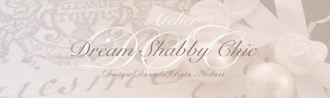 "WEDDING DESIGN ""DREAM SHABBY CHIC"""
