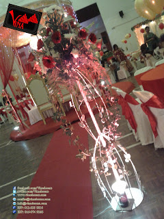 Wedding Dinner at Pandan Indah Dewan MPAJ by Vina Canopy & Decor