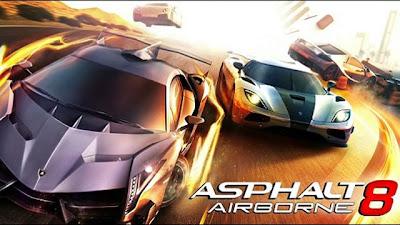 Asphalt 8: Airborne Apk Android