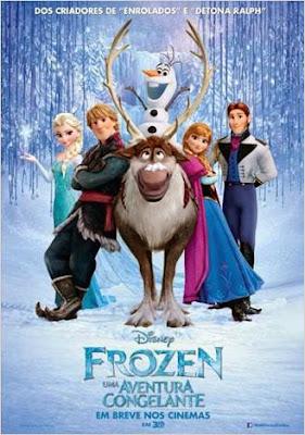 Frozen: Uma Aventura Congelante – Dublado