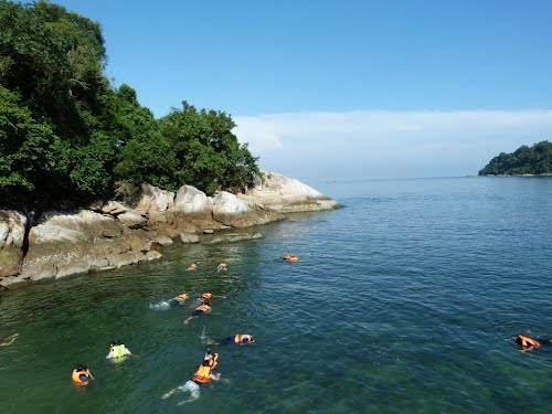 Best Places In Malaysia Beaches At Pulau Pangkor