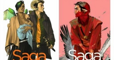 8 Reasons Why SAGA Is the Perfect Series For a Comics Newbie