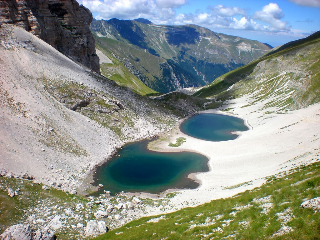 laghi di pilato - parco nazionale dei monti sibillini - Marche