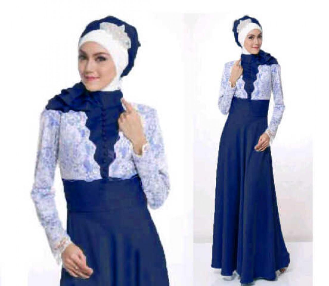Model Baju Kebaya Gamis Muslim 2016 Kumpulan Model