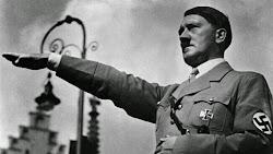 3. Adolf Hitler, Jerman (17-20 juta kematian sepanjang pemerintahan)