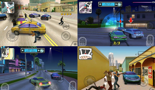 Welcome to miami - a long lifespan copy to sdcard/gameloft/games