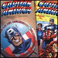 """Regalamos cómics de """"El Capitán América"""""""