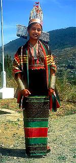 tribal+dress