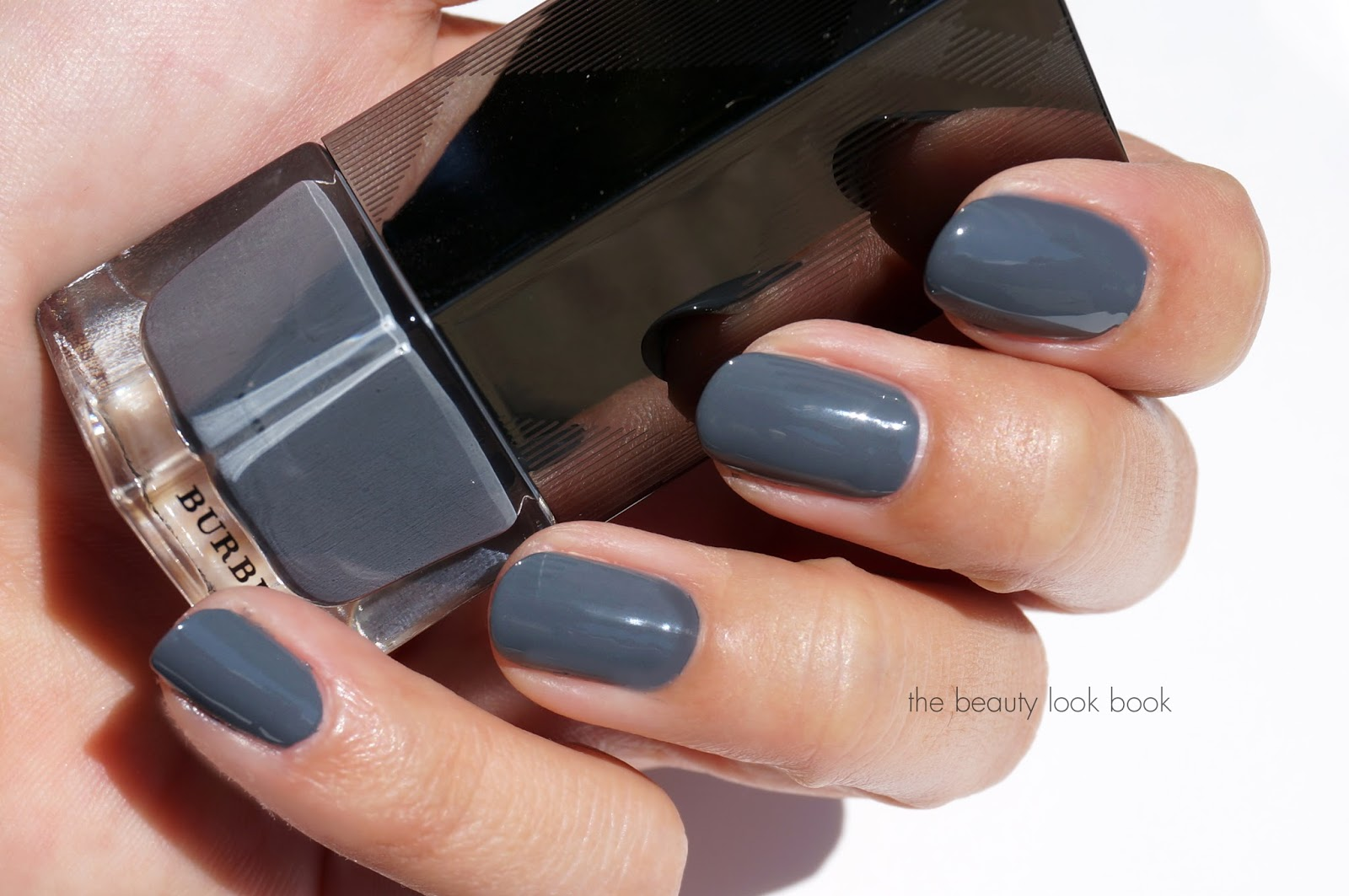 Midnight Blue Gel Nail Polish images
