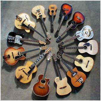 Harga Gitar Akustik Agustus 2012