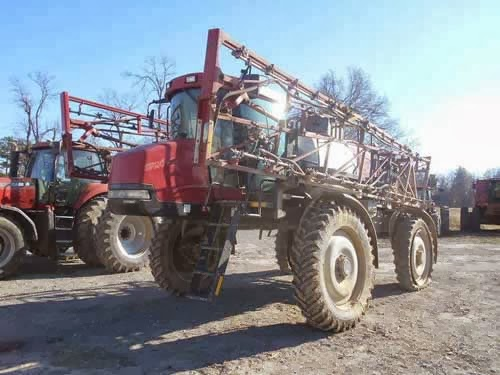 Case-IH sprayer parts