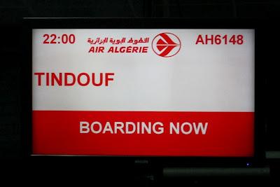 vol Algeria, vuelo Argelia