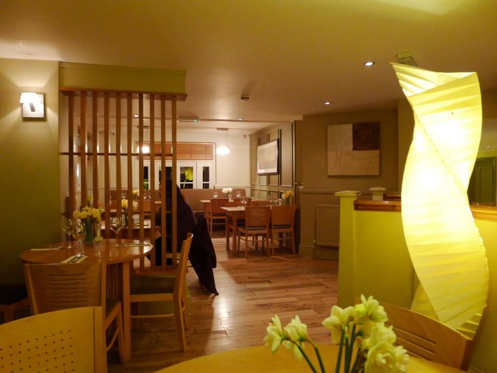 GourmetGorro: Grape & Olive, Heath, Cardiff restaurant review
