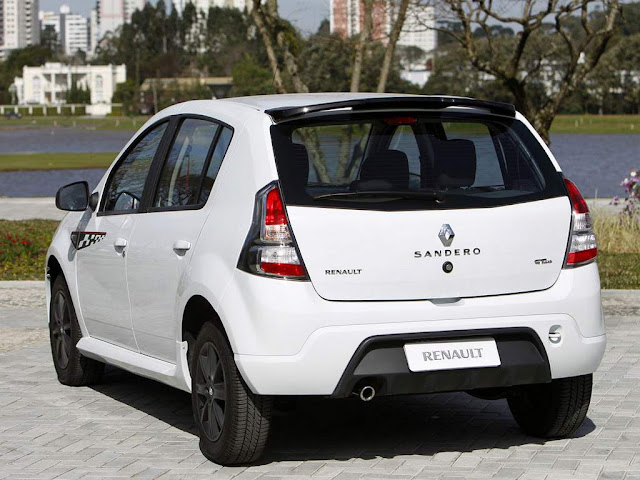 Renault Sandero 2013 GT line