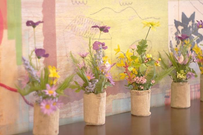 Art Effects: How To Make A Starbucks Flower Arrangement