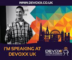DevoxxUK 2017 Speaker