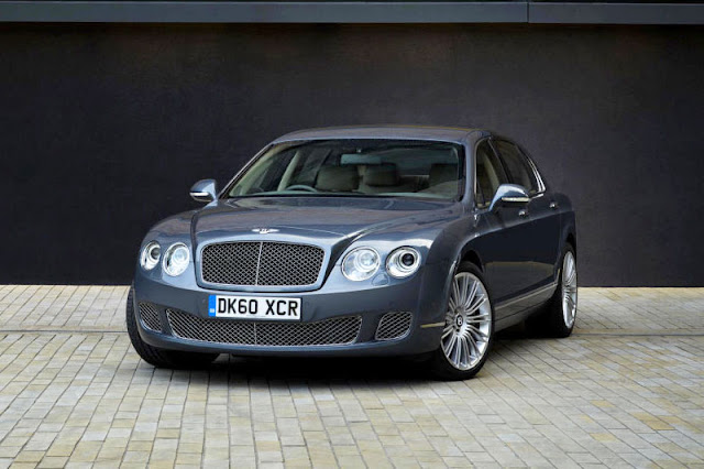 2012 Bentley Continental Flying Spur Speed Wallpaper