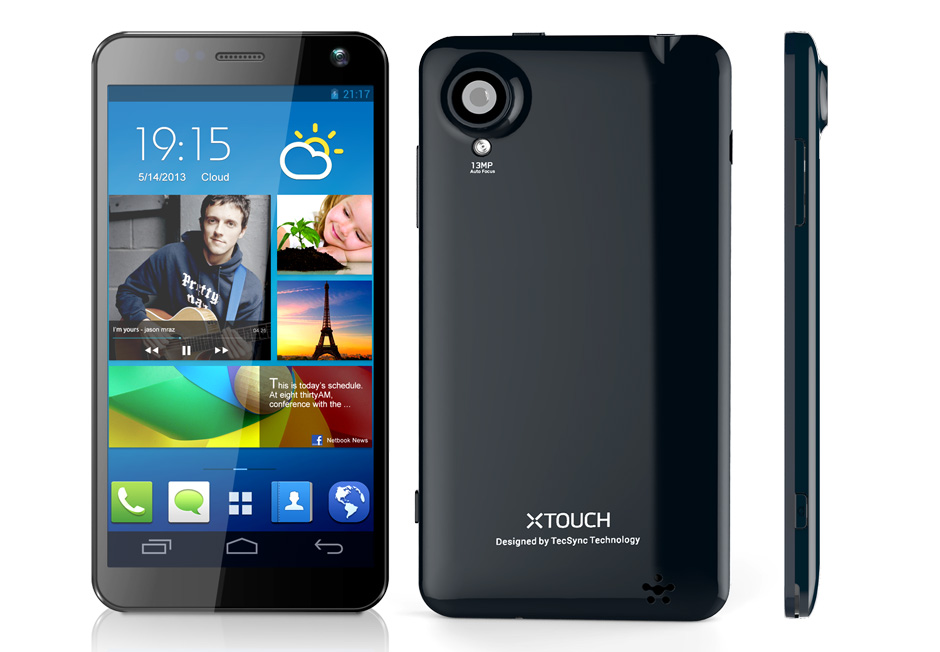 Xtouch X1 is a budget friendly high-end smartphone ~ THE ...