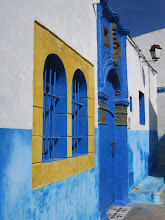 Colors of the casbah