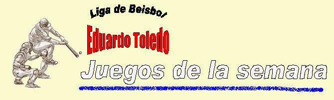 CALENDARIOS DE JUEGOS DE LIGAS