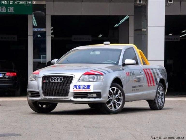 Audi a6, 2015 Audi A6L, Audi Pickup