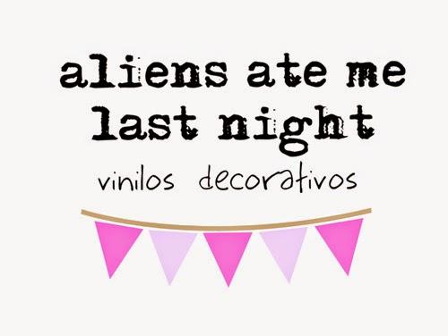 aliens ate me last night
