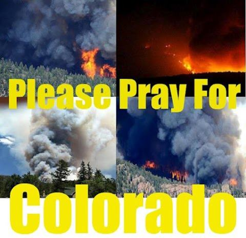 pray for colorado